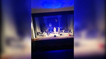 """""""Naisių vasaros teatras"""": spektakliuose galimai buvo reklamuojama LVŽS ir jos lyderis R.Karbauskis"""