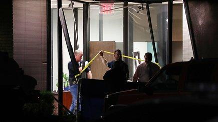 Šaudynės Floridos banke: žuvo mažiausiai penki žmonės