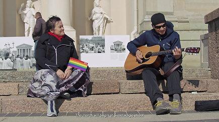 """Dalia Ibelhauptaitė kviečia į """"Baltic pride"""""""