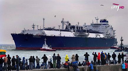 """""""Mokslo sriuba"""": kaip įveikiamas vienas didžiausių iššūkių """"Independence"""" laive-saugykloje?"""