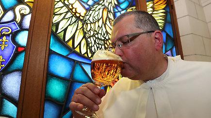 Po daugiau nei 220 m. pertraukos vienuoliai vėl pradės gaminti alų pagal XII a. knygų receptus