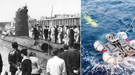 Viduržemio jūroje – įspūdingas atradimas: aptiktas be pėdsakų 1968 m. dingęs prancūzų povandeninis laivas