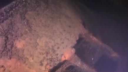 Tinklai vaiduokliai Baltijos jūroje: nematoma pražūtis po vandeniu