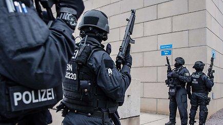 Vokietijos mieste aidėjo mirtini šūviai