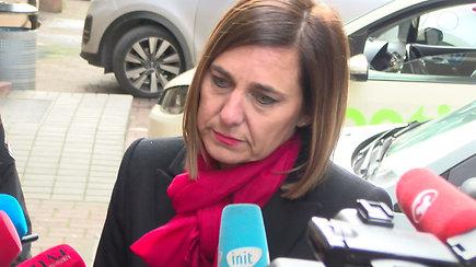 N.Venckienės advokatė stebisi jos stiprybe: įtariamoji neprisipažįsta nei dėl vieno pareikšto įtarimo