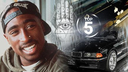 Vieno garsiausių reperių mirtimi gerbėjai netiki iki šiol – keisčiausių konspiracijų teorijų apie Tupacą Shakurą TOP 5