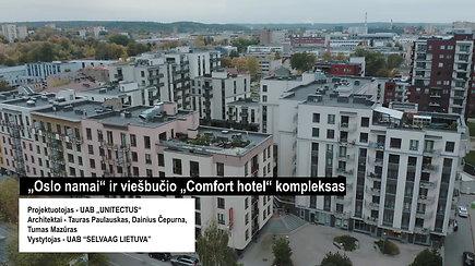 """Už darnią plėtrą"""": NT Oskaro verti 4 geriausi Lietuvos daugiafunkciai projektai"""