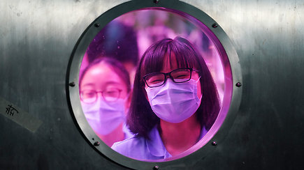 Kinų savanoriai 370 dienų praleido virtualioje Mėnulio bazėje