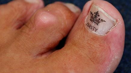 Kojos nykščio lenkimo čempionato nugalėtojas  titulą apgynė 15-tą kartą