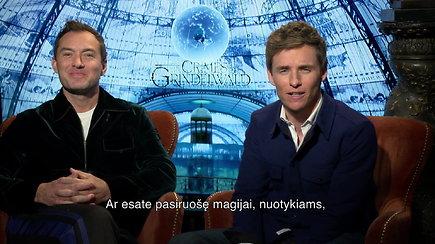 """""""Fantastiniai gyvūnai: Grindelvaldo piktadarystės"""": ryšys su Hario Poterio istorija"""