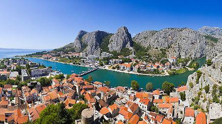 Kroatija - Adrijos perlas