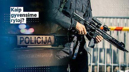 Į Lietuvą grįžta laukiniai 90-ieji? Per karantiną išaugo nusikaltimų skaičius – susikūrė naujos gaujos ir atgimė reketas