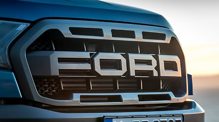 """Ford Ranger Raptor"" – stilingas ir prabangus pikapas"