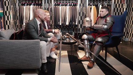 Kas sieja vestuves ir viduramžių riterių pasirodymus? – pokalbis su K.Jankausku