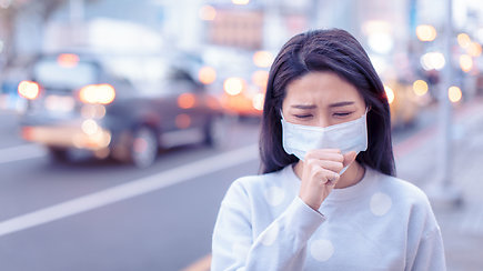 Skambina pavojaus varpais: Kinijos sienas jau perkopęs virusas plinta toliau