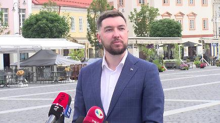 Nuo šiandien įsigalioja eismo pakeitimai Vilniaus senamiestyje – vicemero komentaras