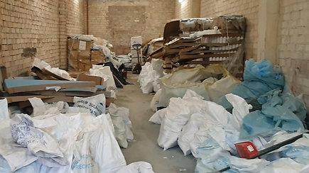 FNTT susekė nelegalius prekiautojus – rasta cheminių mišinių už daugiau kaip 2 mln. eurų