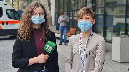 Kaunas pačiūžas  iškeitė į skiepus – jei vakcinų bus pakankamai, gyventojai bus paskiepyti iki rudens