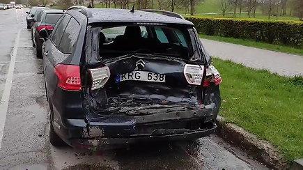 Mirtina paspirtuko avarija Klaipėdoje: kelių policijai vaizdo įrašo neužtenka