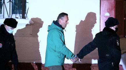 15/15: V.Jurkonis: Rusijos režimas dar sprendžia dėl realaus Navalno įkalinimo