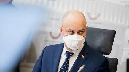 Sveikatos apsaugos ministro A.Verygos komentarai apie COVID-19
