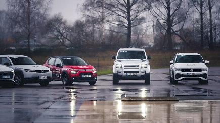 "Paskelbtas konkurso ""Lietuvos metų automobilis 2021 m."" finalininkų TOP 7"