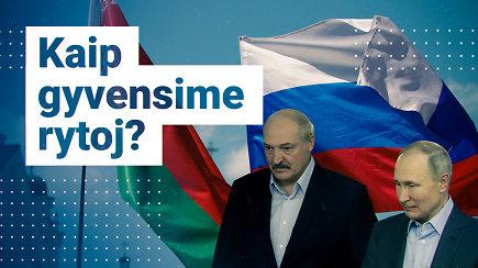 Grėsmė Lietuvos pašonėje: ar Baltarusijos laukia perversmas ir kraujo praliejimas?