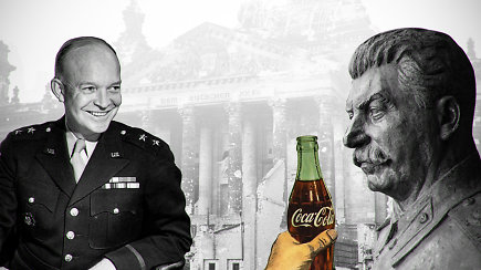 """Šaltojo karo istorija: speciali """"Coca-Cola"""" sovietų vadams buvo bespalvė"""