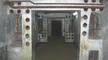 Buvusios sovietinės raketų bazės kareivinių pastatus nuspręsta nugriauti