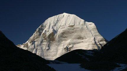 Mistinis kalnas, į kurį atsisako kopti net ir geriausi alpinistai