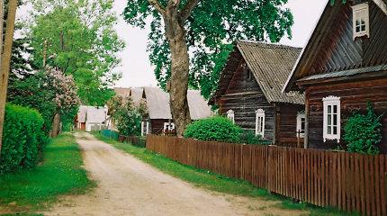 Unikalus gatvinis kaimas – Grabijolai
