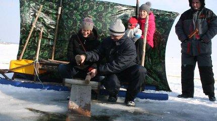 Poledinė stintų̨ žvejyba bumbinant – nematerialaus kultūros paveldo vertybė