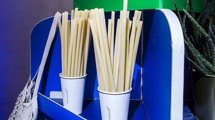 Vilniaus barus subūrė tvari iniciatyva – atsisakys plastikinių šiaudelių