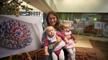Šimtmečio kūdikių mamos: vaikai auga, auk ir tu!
