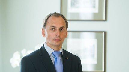 Teisingumo ministrui viešųjų pirkimų klausimais patarinės Ž.Plytnikas