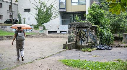 Želdynų apsaugos komisija: Reformatų parke vartai ir tvoros nerekomenduojamos