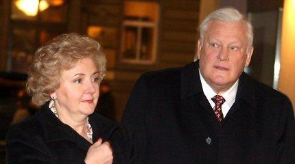 Ministerija siūlo suteikti būstą prezidentų našliams dėl ypatingo sutuoktinio statuso