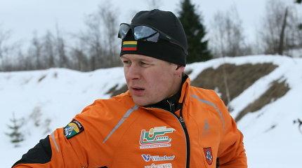 Planetos biatlono taurės sprinto lenktynėse Tomas Kaukėnas užėmė 66-ą vietą, o Karolis Zlatkauskas liko 80-as
