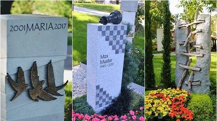 Kraštovaizdžio specialistė – apie vokiečių kapų stilių ir ko galėtume iš jų pasimokyti