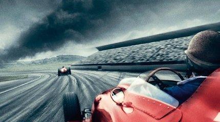 """""""Ferrari"""" parodė juodąją """"Formulės 1"""" pusę: keturi žuvę pilotai per dešimtmetį"""