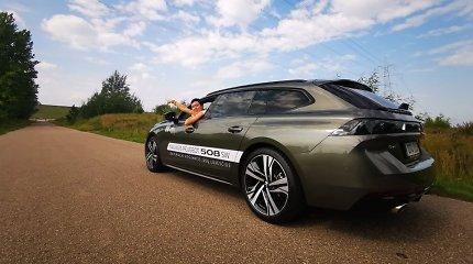 Automobiliu po Lietuvą: Kruonio gravitacinė kalva