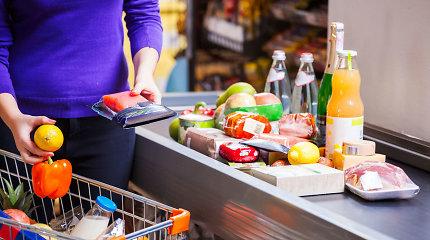 Mažmeninės prekybos įmonių apyvarta lapkritį priartėjo prie milijardo eurų