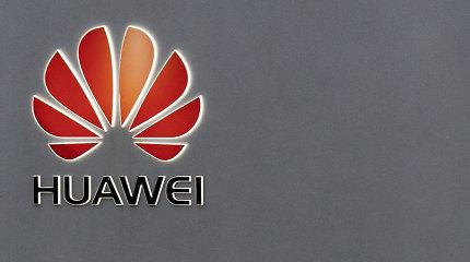 """""""Huawei"""" pajamos per pirmuosius devynis šių metų mėnesius išaugo ketvirtadaliu"""