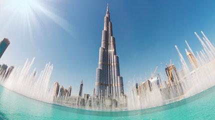 Gyvenimas 154 aukštų dangoraižyje musulmonams kelia netikėtą iššūkį – kada pasninkauti?