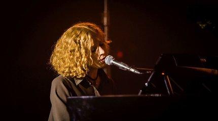 Alina Orlova surengs koncertą Trakų pilyje
