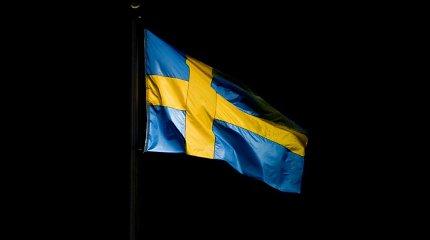 Vagys iš Švedijos kariuomenės pagrobė dvi didžiules karines transporto priemones