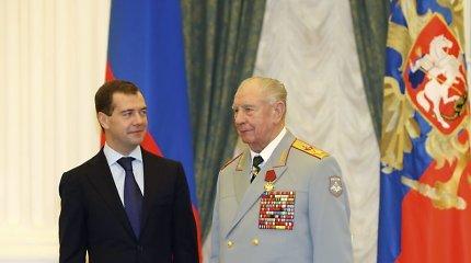 Sausio 13-osios byla: D.Jazovas subūrė grupuotę, siekdamas grąžinti Lietuvą į Sovietų Sąjungą