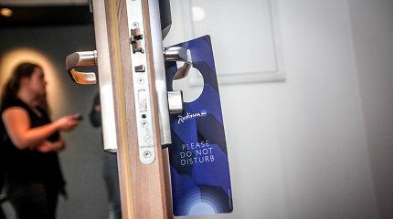 Duomenys viešbučio durų kortelėje: ar pasiimti į kelionę magnetą?