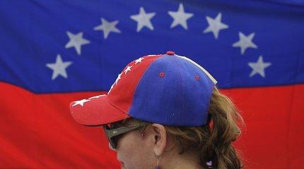 Venesuela nori iki 2020-ųjų dukart padidinti naftos gavybą