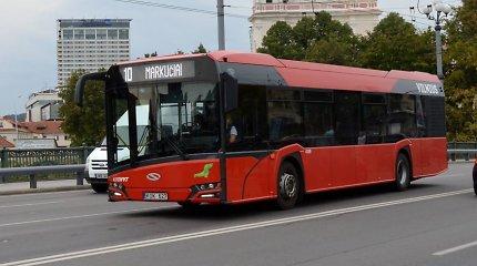 B.Radvilaitės gatvėje keisis eismas ir Vilniaus viešojo transporto eismo organizavimas